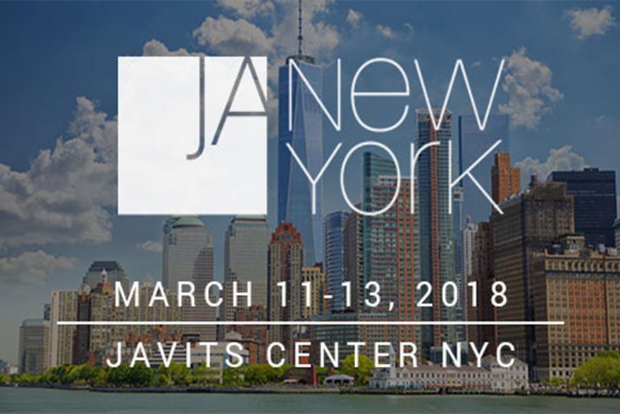 JA NEW YORK Spring Show